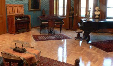 Liszt Múzeum - Matinékoncert: A Los Angelesi Liszt verseny győztese