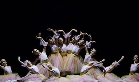 Turning point – Klasszikus balettgála  • Magyar Nemzeti Balett
