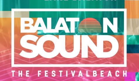Balaton Sound 3 napos bérlet (Július 5-6-7.)