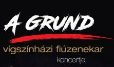 a GRUND - a vígszínházi fiúzenekar előadása