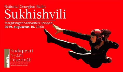 National Georgian Ballet Sukhishvili