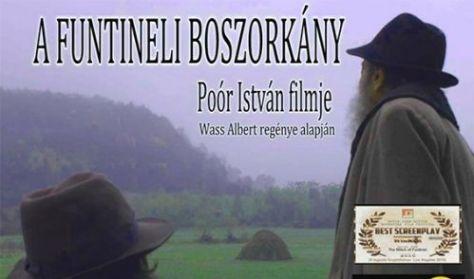 Wass A.: A funtinelli boszorkány - filmvetítés
