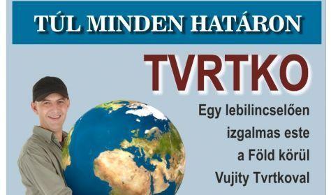 Vujity Tvrtko előadása Szekszárdon