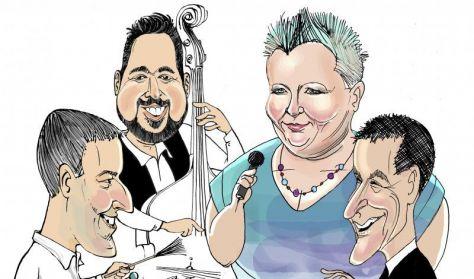 Sárik Péter és Falusi Mariann: Jazzkívánságműsor magyarul
