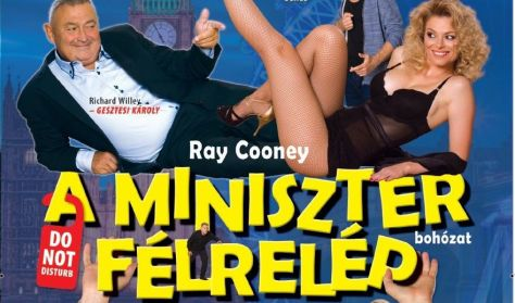 Ray Cooney: A miniszter félrelép