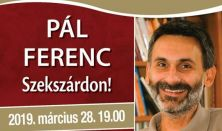 Pál Ferenc előadása  - Párkapcsolati kommunikáció és konfliktuskezelés