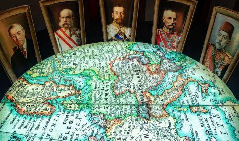 A nagy háború - és akik otthon maradtak- múzeumpedagógia - Regisztrációs jegy