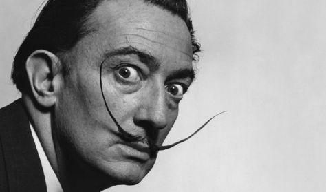 A művészet templomai - Salvador Dalí: A halhatatlanság nyomában