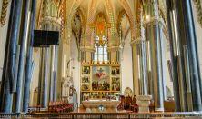 2000 év 120 percben – időutazás a Budapest-Belvárosi Nagyboldogasszony Főplébánia-templomban