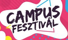 Campus Fesztivál 2019 napijegy (1. nap)