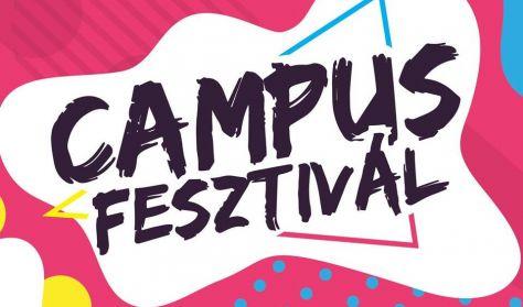 Campus Fesztivál 2019 napijegy (2. nap)