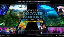 AVATAR - Discover Pandora - A kiállítás - Hétvége