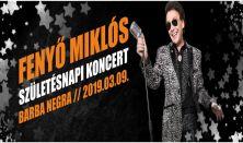 FENYŐ MIKLÓS Születésnapi koncert