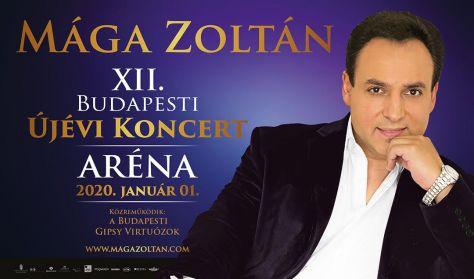 MÁGA ZOLTÁN - XII. Budapesti Újévi Koncert - 2020. január 1.