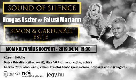 Sound Of Silence - Horgas Eszter és Falusi Mariann Simon & Garfunkel estje