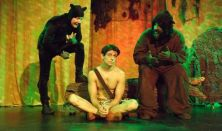 MOMkult Gyermekszínház | Görbe Tükör Színház | Maugli, a dzsungel fia