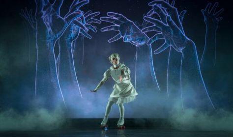 MOMKult Gyermekszínház | Bandart | Ann-droid - Egy robotlány csodálatos kalandjai