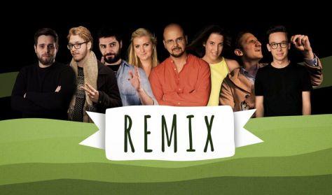 REMIX - zenés előadás