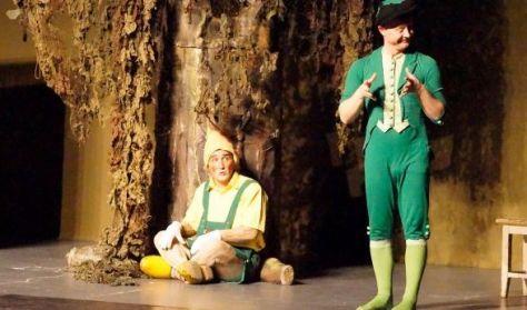 Apolló Színház: Pinokkió