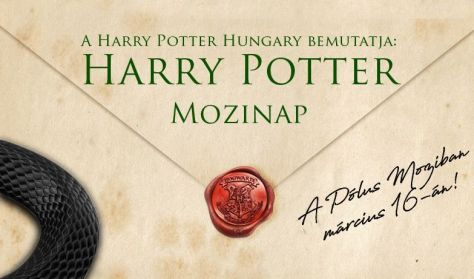 Harry Potter Mozinap #2: Titkok Kamrája