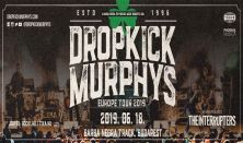 DROPKICK MURPHYS (USA) / THE INTERRUPTERS (USA)
