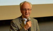 Dr. Balázs Csaba professzor előadása