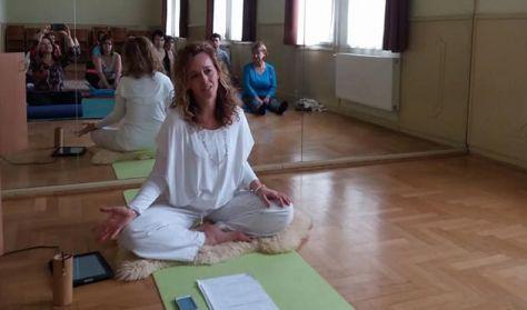 Kundalini jógával a gyulladási folyamatok csillapításáért Cseri Csillával