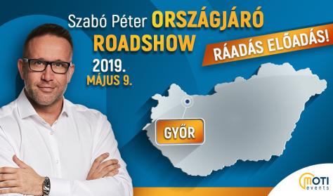 Szabó Péter Országjáró Roadshow 2019 - Ráadás előadás