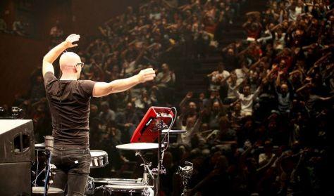 Michael Schack Drum DJ Show & Dj Andrew