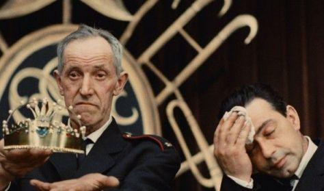 Tűz van, babám! - Hősök, lángelmék, bolondok Miloš Forman filmjeiben / MÜPAMOZI