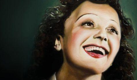 Bonjour, Piaf - Edith Piaf sanzonest és kiállítás