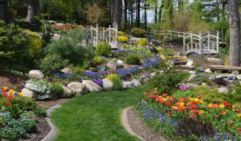 Ne csak várjuk a tavaszt - Ökologikus kerttervezés