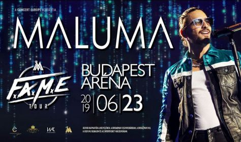MALUMA - F.A.M.E. Tour 2019
