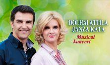 DOLHAI ATTILA - JANZA KATA  Musical koncert