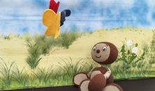 Kipp kopp a fűben - bábszínház