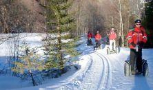 Snowsegway élménytúra a Mátrában - A havat is kedvelők részére / Segwaytúra