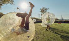 Buborék háború Normafán