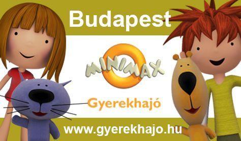 Minimax Gyerekhajó  -  Budapest