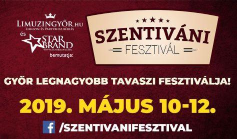 Szentiváni Fesztivál 2019 - Pénteki napijegy