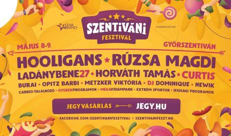 Szentiváni Fesztivál 2020 - 2 napos bérlet
