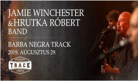 Jamie Winchester & Hrutka Róbert Band