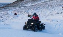 Snow Quad túra a Mátrában