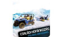 Családi ranger safari élménytúra és hófánkozás