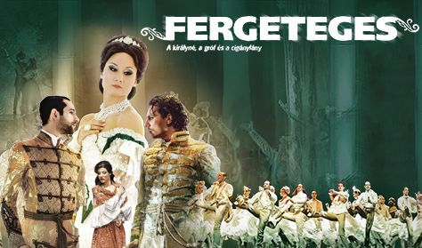 Fergeteges - Sissi Legendája - Experidance