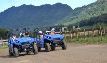 Polaris Ranger Safari élményterepjárózás a Mátrában - Csúcstámadás