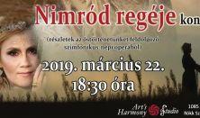 Kovács Nóri - Nimród Regéje - szóló koncert