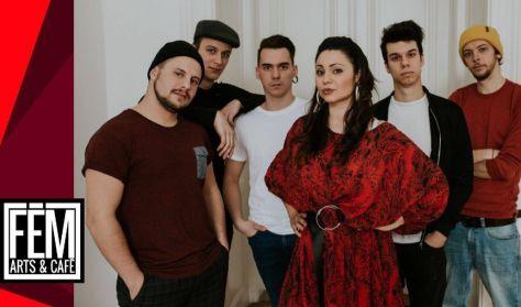GAB - Lakatos Gabriella zenekara