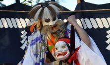 Tánc az Istenekkel Japán kagura ea. a Japán Alapítvány szervezésében