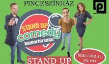Stand up comedy társulat: No problemo