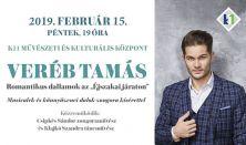 VERÉB TAMÁS koncert